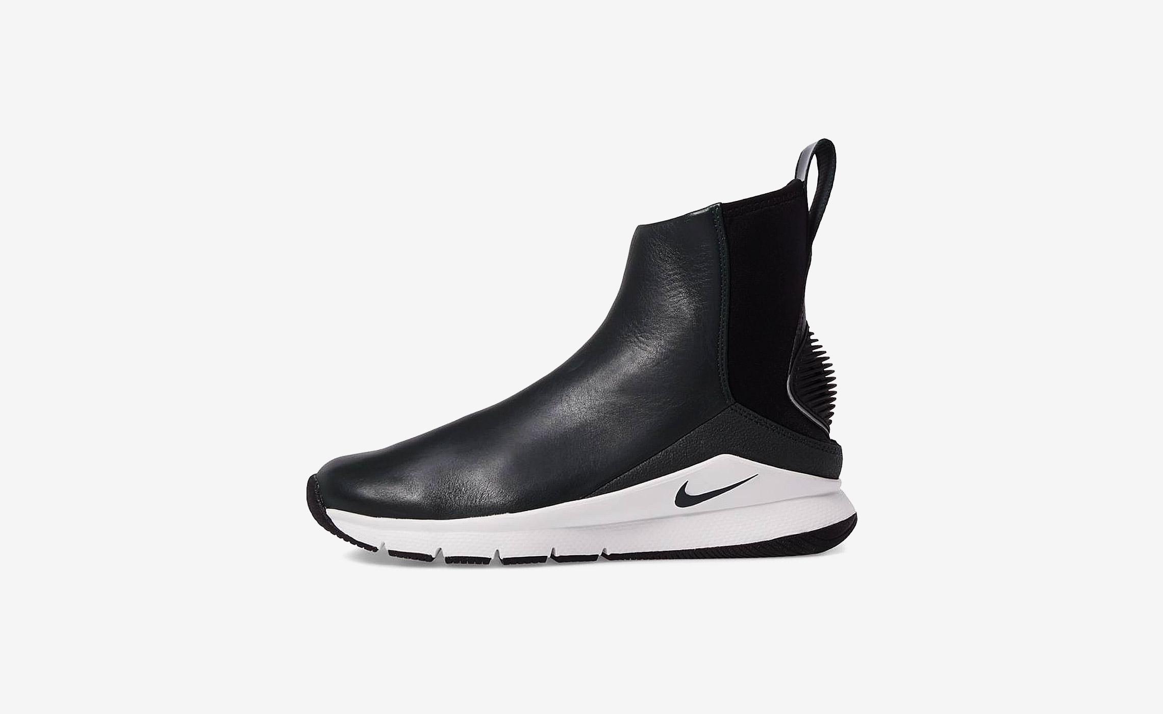 watch 40f55 7b8dd ... Womens Nike Rivah High Premium Waterproof Sneaker Boot - Eve ...
