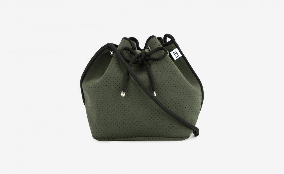 Nimble Activewear Drawstring Bucket Bag