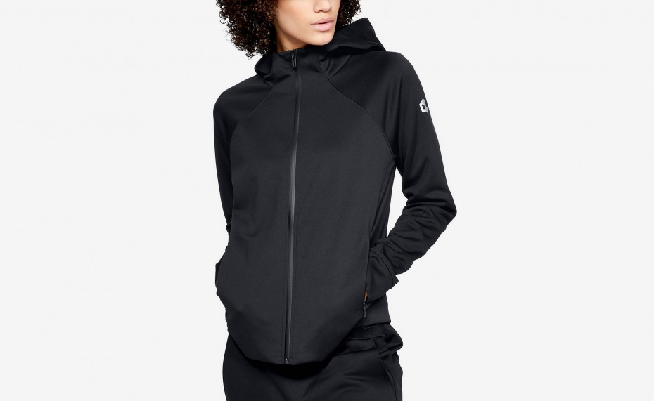 Under Armour Women's Athlete Recovery Track Suit Jacket